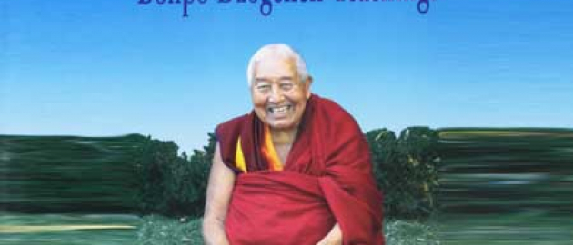 Bonpo Dzogchen Teachings