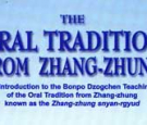 Oral Tradition From Zhang-Zhung